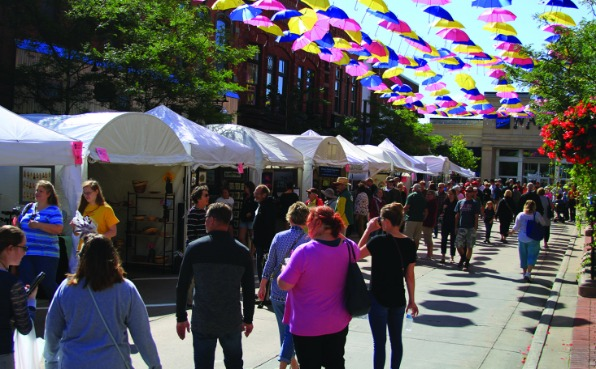 Festival of Arts on 3rd Street