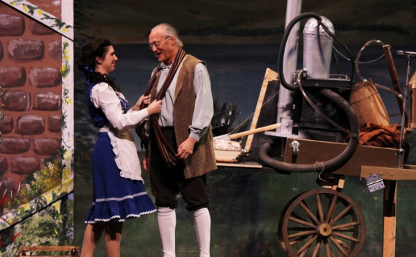 Wausau Community Theatre performing Beauty and the Beast