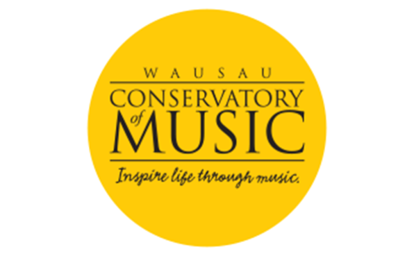 Wausau Conservatory of Music logo