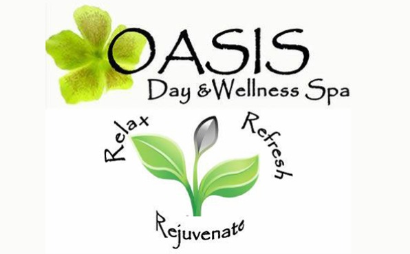 Oasis Day & Wellness Spa Logo
