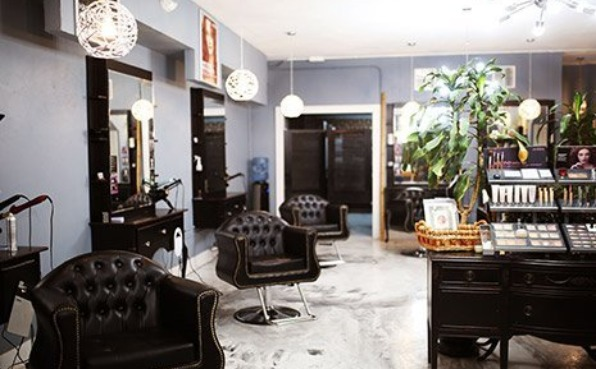 Terradea Salon and Spa interior