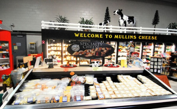 Mullins Cheese Retail Store
