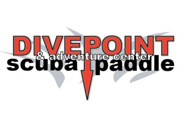 Divepoint Adventure Center Logo