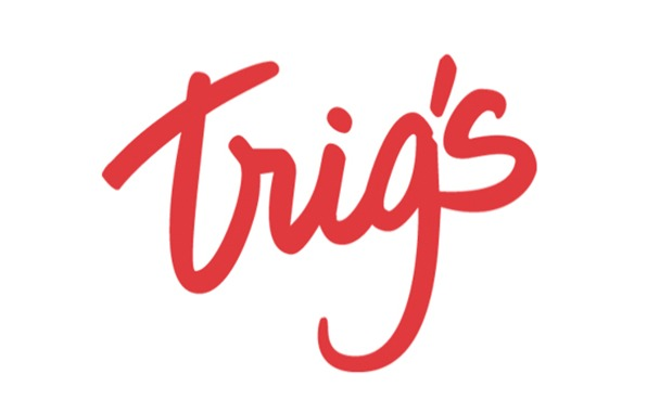 Trig's Grocery Store Logo