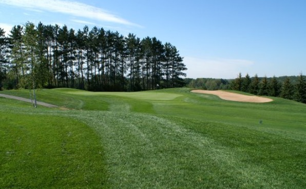 Pine Valley Golf Course fairway