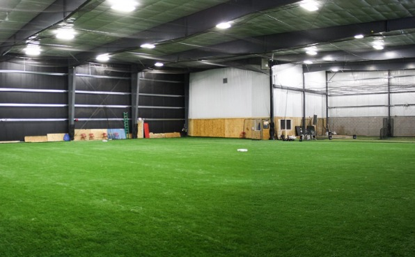 Premier Sports Academy indoor field