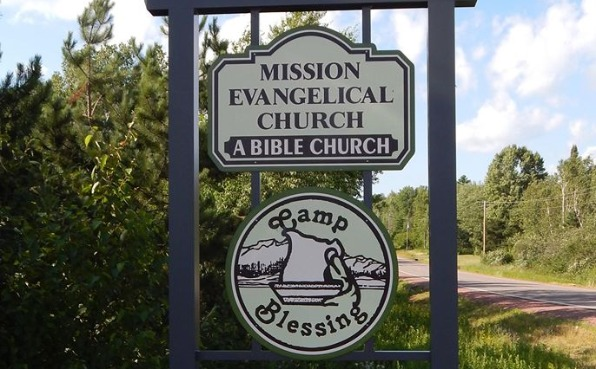 Camp Blessing Mission Evangelical Church Logo