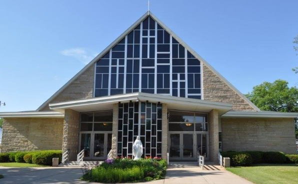 Holy Name of Jesus Building