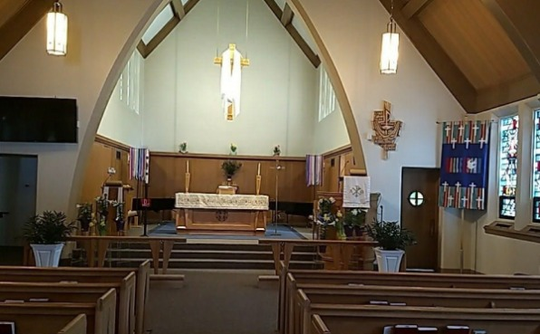 Immanuel Lutheran Church Sanctuary