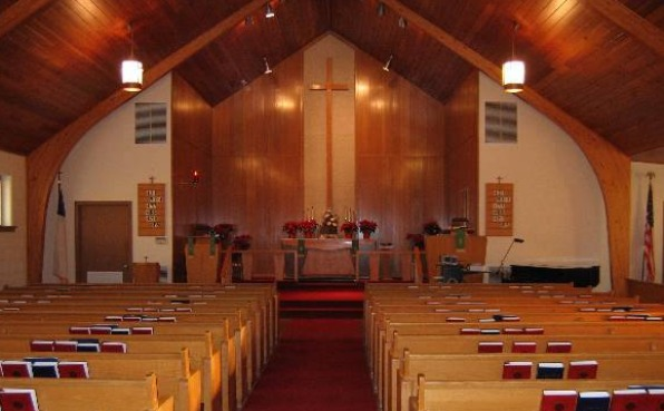 Our Savior's Lutheran Church Sanctuary