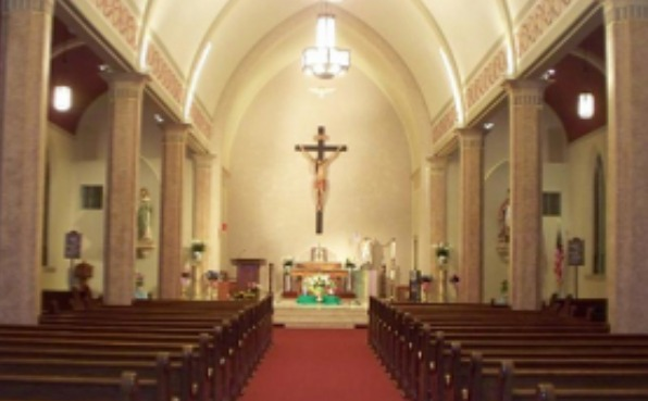 St. Florian Parish Sanctuary