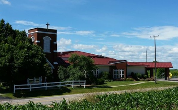 St. John Lutheran Church Building