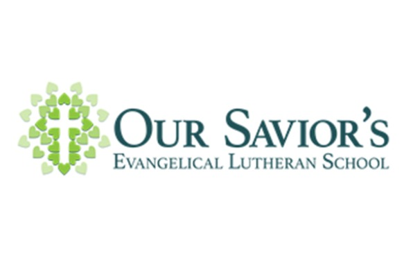 Our Savior's Evangelical Lutheran School Logo