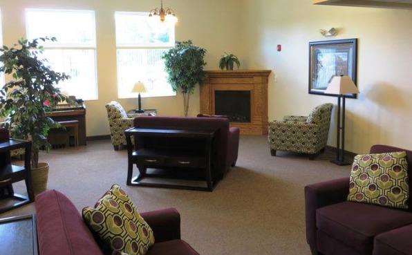 Care Partners Assisted LIving Weston Room