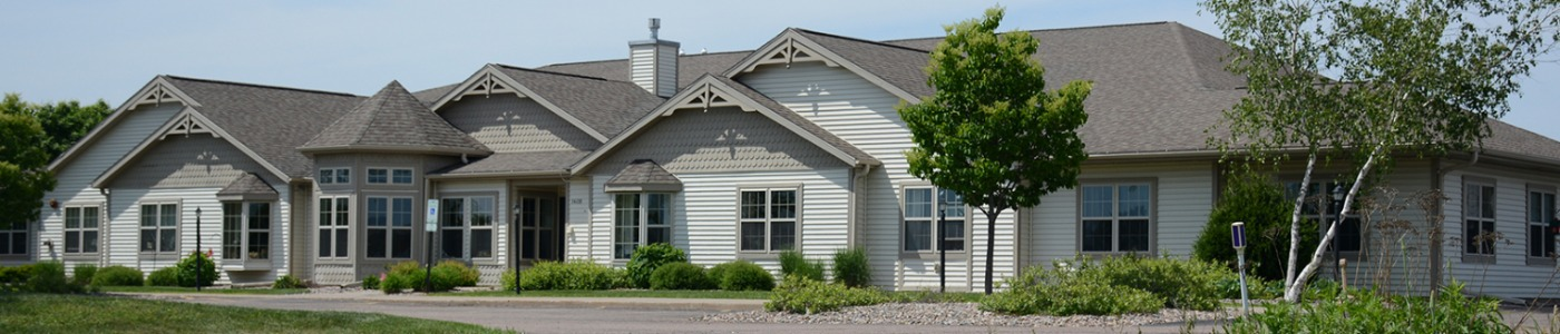 Copperleaf Assisted Living Schofield Building