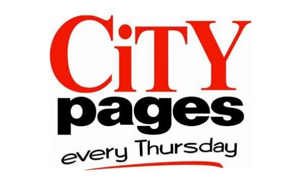 City Pages Newspaper Logo