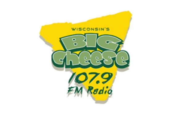 Big Cheese 107.9 Radio Logo