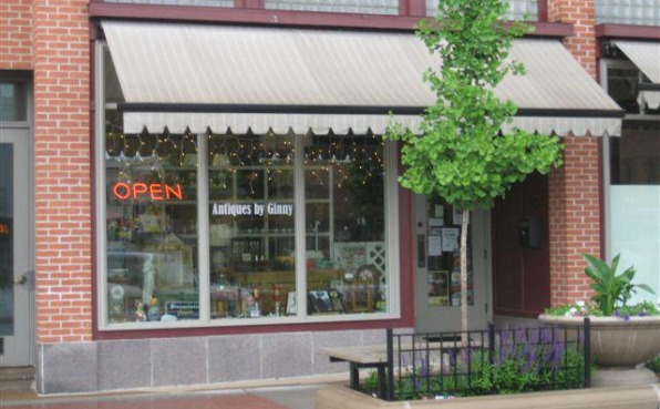 Antiques By Ginny Store Front