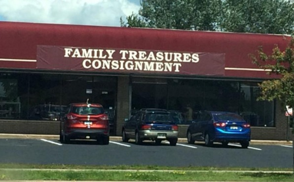Family Treasures Consignment Store