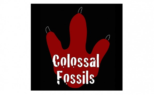 Colossal Fossils Museum Logo