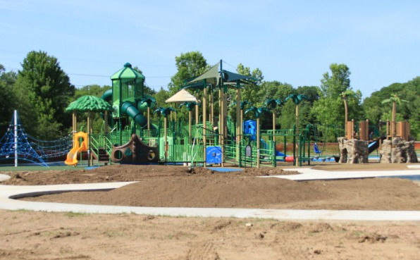 Brockmeyer Park - New playground (2020)