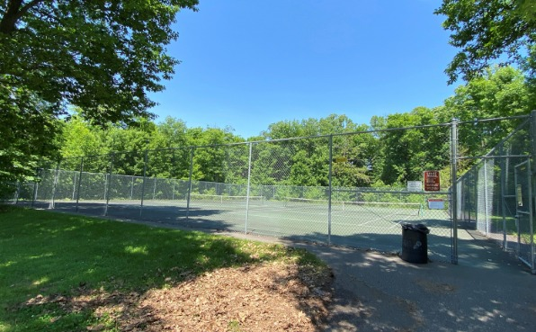Forest Park Tennis Courts