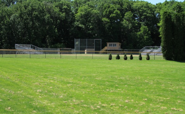 Memorial Park - Ball Diamond