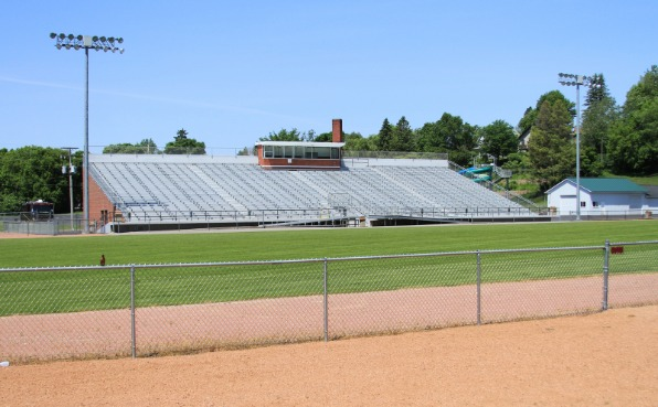 Thom Field Stands