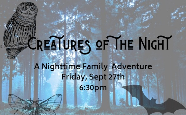 Creatures of the Night Event